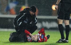 Lasse Nilsson har ljumskproblem, men säger till DT-sporten: