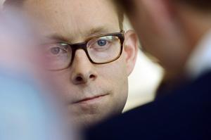 Migrationsminister Tobias Billström (M) utropade 2009 till