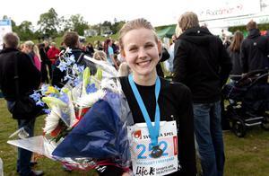 Vinnare av Vårruset i Västerås 2011: Emma Högberg