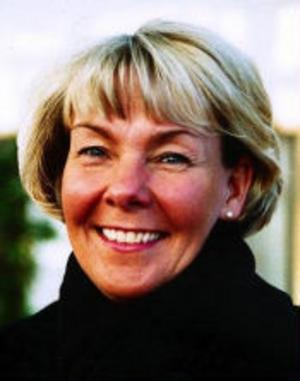 Anita Öberg är chef för kasinot i Sundsvall