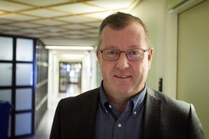 Hans-Göran Karlsson är näringslivschef i Söderhamn.
