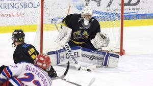 Robert Kinisjärvi fortsätter i FAIK-målet.