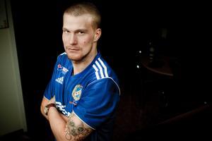Martin Metsomäki ska försöka spela mot Kolsva.