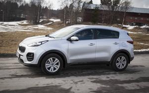 Nya Kia Sportage har växt. I princip är det en helt ny bil.