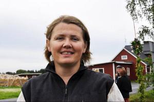 Från idag är kommunalrådet Karin Stierna (C) i tjänst igen.