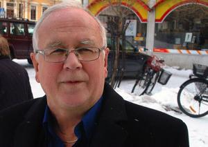 Efter sju månader har Åke Ljusberg fått nog och sagt upp sig från Ragundas kommundirektörsjobb. Foto: Ingvar Ericsson