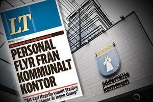 Södertälje kommuns samhällsbyggnadskontor lider fortfarande av en personalkarusell.