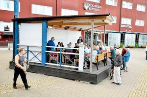 Lekebergs befolkning är nu över 7 400 invånare.