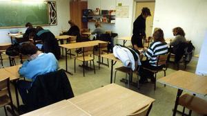 I år är det tänkt att Ludvika ska utmärka sig som en av landets bästa skolkommuner. Det målet blir oerhört svårt att nå, varnar tjänstemännen. Foto: Lennart Nygren/Scanpix