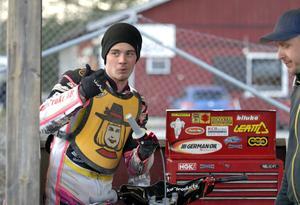 Anton Rosén, en av talangerna som slutat.