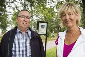 Ordförande i Hälsingland Turism, Göran Sjöstedt, och Maria Owén, verksamhetsansvarig vid Hälsingland Turism, tror på en nyckelroll för föreningen.