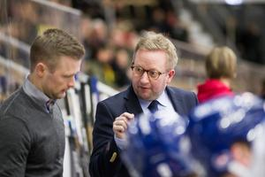Fredrik Söderström, tränare IK Oskarshamn.