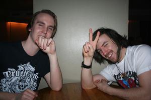 BMB. Linus och Sam