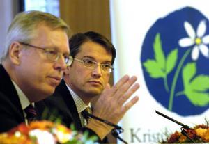 Odell in, Hägglund ut. Tiden är inne för ett nytt ledarskap i vårt parti. Det behövs en tuffare syn på hur förhandlingar kan bedrivas så att vår politik får större genomslag i människors vardag, skriver Lars Lindén.foto: scanpix