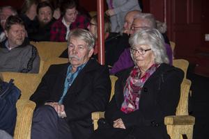 Nils och Ann-Britt Rundqvist menade att föreställningen var högaktuell.