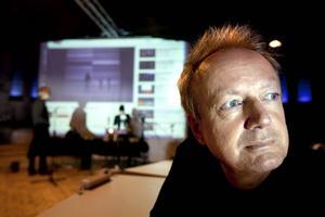 Gävlebon Mikael Strömberg leder nytt musikmagasin i Sveriges Radios P2.   Foto: Britt Mattsson