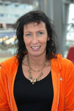 Det blev dubbla medaljer för Susanne Gunnarsson i den tillfälliga comebacken i kanot-SM.  Foto: Scanpix