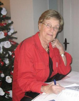 Ulla Tegner.
