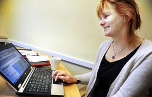 Hälsingetidningars chefredaktör, Gunilla Kindstrand, chattade på måndagen med läsarna.