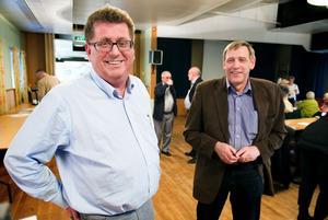 De två senaste kommunalråden, Jan Bohman (S) och Nils Persson (S), har sett skattekraften i Borlänge backa.