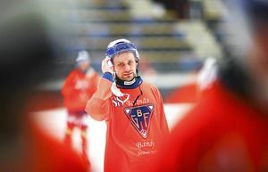 Tobias Björklund, kom till Bollnäs som firad skyttekung efter sina år i Ljusdal.