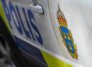 Man gripen i Borlänge misstänkt för misshandel.Foto: Johan Nilsson/TT