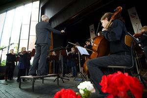 Unga symfoniker. Borlänge Ungdomssymfoniker har en trogen publik. Fler beundrare fick de efter fredagens stora final.