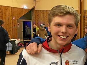 Filip Jacobsson gör sitt tredje och sista junior-VM som skidorienterare – men i sommar siktar han på att få göra sitt första i
