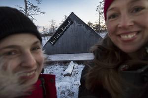 Ulrika Sundin och Madeleine Nilsson är karamellkokerskorna som försöker göra oväntade saker.