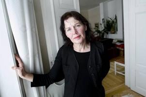 """Vill ta vara på nuet. """"Jag ber varje morgon om att få tillvarata nuets möjligheter"""", säger Ann-Britt Andersson."""