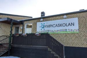 Olympicaskolan i Hedemora har utsatts för inbrott någon gång mellan fredag och måndag.