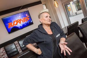 Pia Bergqvist var mera inne på att trappa ner än att varva upp. Men nu är hon också en del av Björnes pub.