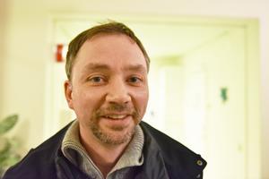 Carsten Schiborr,  ordinarie distriktsläkare, säger att han finner arbetsplatsen jättetrevlig.