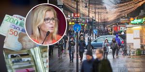Det uteblivna statsbidraget bekymrar Åsa Wiklund Lång, S. – Det försenar våra satsningar, säger hon.