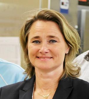 Annette Riesbeck (C) leder en stärkt borgerlighet i Rättvik.
