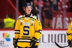Lucas Feuk lämnar SSK. Foto: Pär Olert (Bildbyrån).