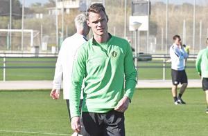 Erik Moberg.