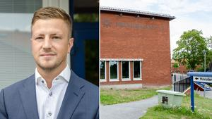 Jimmy Nordengren är ny rektor på Fröviskolan