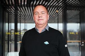 Per Selin är ligachef i svensk bandy.