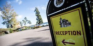 Aktivitetscentret vid Främby udde är ute till försäljning.
