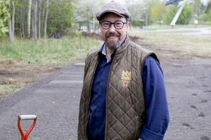 Björn Carlsson på Västerås Officersmäss.