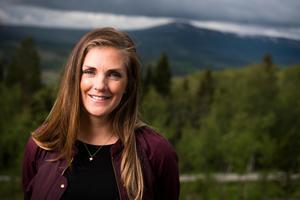 Johanna Ojala. Foto: Robert Henriksson / TT