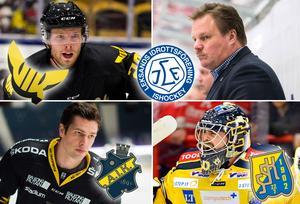 Lukas Zetterberg, Leif Carlsson, Eric Castonguay och Alexander Sahlin är fyra ansikten vi får se under Skoda Trophy.