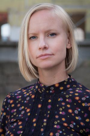 Ina Rosvall arbetar som psykolog och är bosatt i Malmö. Bild: Nille Leander
