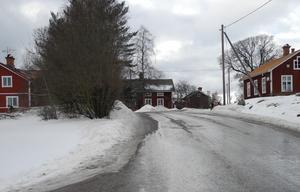 Gårdvik ligger mellan Toftbyn och Svärdsjö i Falu kommun.