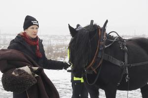 Anna Karlsson tycker det är bra att barn och unga får lära sig om kulturarvet kring nordsvenskar.