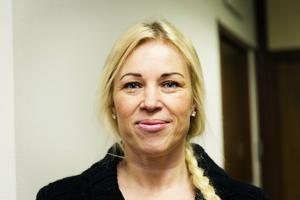 Maria Näslund, utredare på polisen i Örnsköldsvik. Bild: Jennie Sundberg