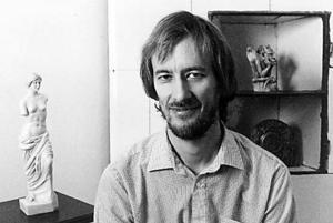 1990. Kjell Höglund, samma år han flyttade till Västerås. Bild: Lasse Ermalm