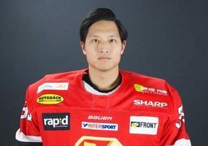 Anders Olsson förbereder sig inför den kommande säsongen i Hockeyettan. Foto: Linden Hockey