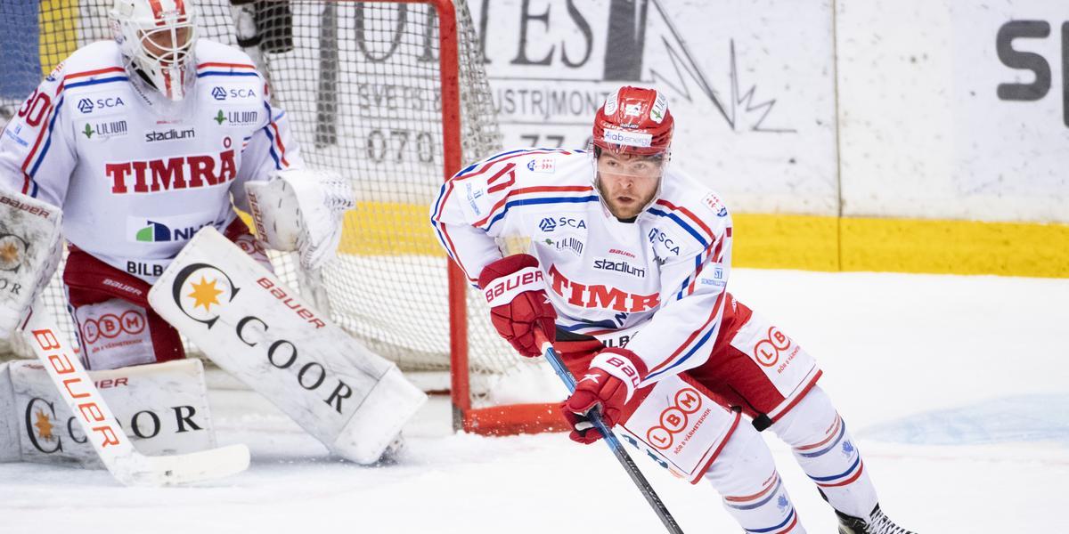 Timrå IK föll mot Västervik – så var matchen minut för minut